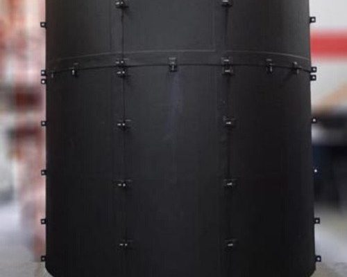 Dragon Jacket Insulation, Fully Insulated Tank